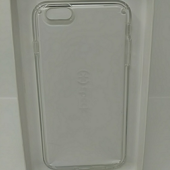 sports shoes d07c0 30aee Speck Presidio Clear iPhone 6 Plus Case